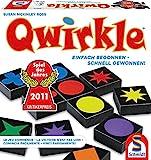 Schmidt Spiele 49014 Qwirkle, Spiel des Jahres 2011, Familienspiel