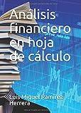 Análisis financiero en hoja de cálculo