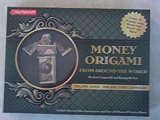 Money Origami from Around The World by Joost Langeveld & Kyung-Ah Son (2011-08-02)
