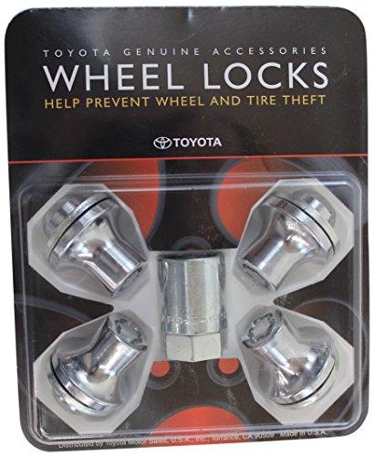 TOYOTA Genuine Accessories Wheel Lock