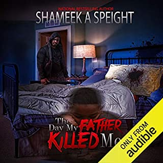 The Day My Father Killed Me audiobook cover art