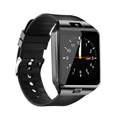 Qidoou Smart Watch Bluetooth Fitness Tracker An...