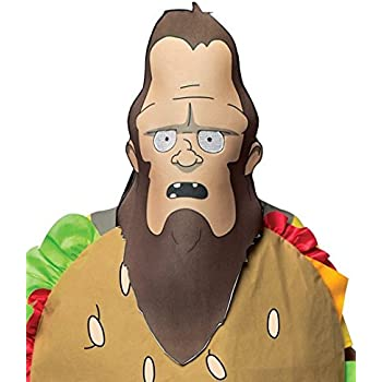 Bob's Burgers Beefsquatch Mask