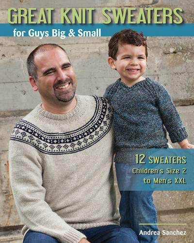 Knit Sweaters Patterns for Mens