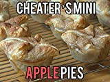 Cheaters Mini Apple Pies