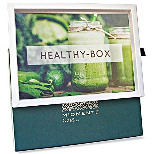 Miomente HEALTHY-Box: Gutschein für 1 Kochkurs mit Ernährungsberatung - Geschenk-Idee Erlebnisgutschein