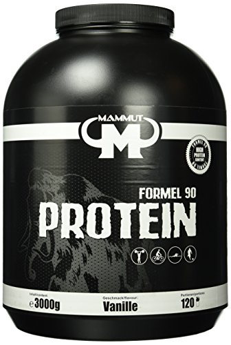 Mammut Formel 90 Protein, Vanille, 3000 g Dose