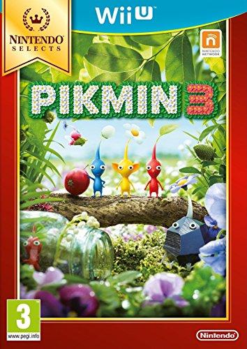 Nintendo Selects: Pikmin 3 [Nintendo Wii U]