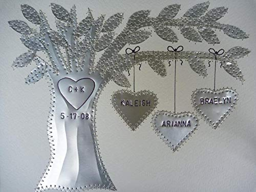 Max Store 42% OFF 10 Year Wedding Anniversary - Gift T Family Hearts