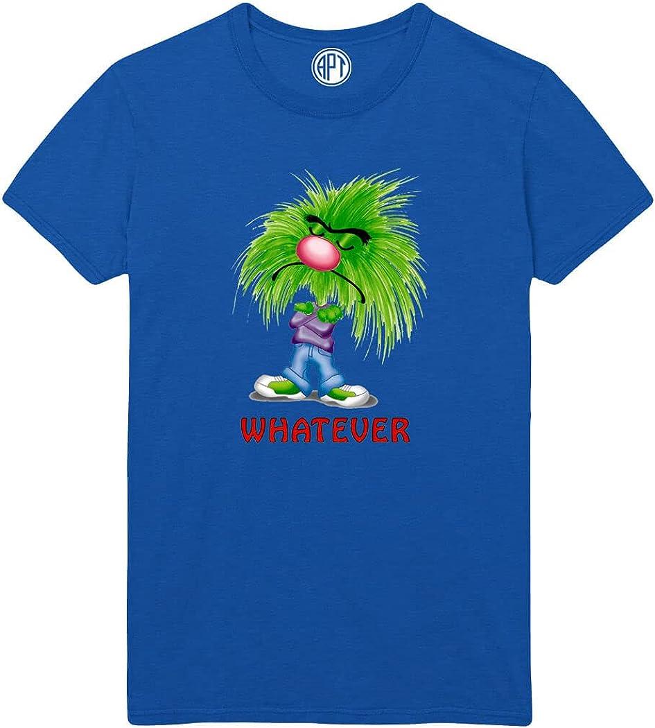 Whatever Furbus Printed T-Shirt