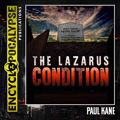 The Lazarus Condition  By  cover art