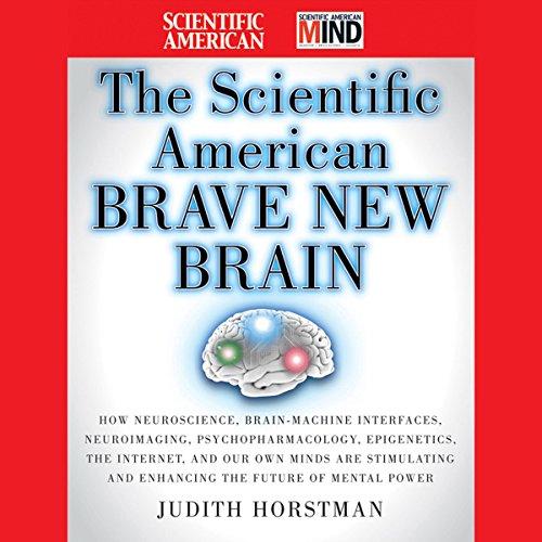 The Scientific American Brave New Brain audiobook cover art