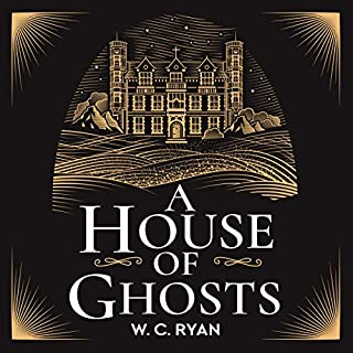 A House of Ghosts cover art
