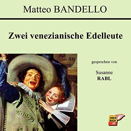 Zwei venezianische Edelleute cover art