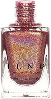 ILNP Champagne Blush - Rose Gold/Vintage Pink Holographic Nail Polish
