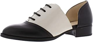 Womens Nuvima Leather D'Orsay Oxfords