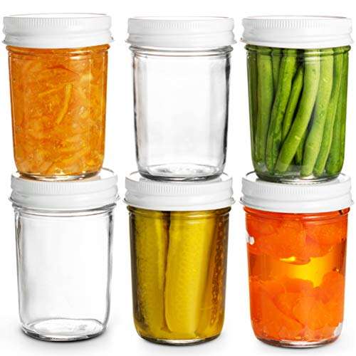 Our #6 Pick is the Paksh Novelty Glass Mason Jars