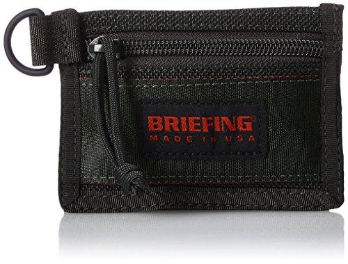 [ブリーフィング] パスケース ZIP PASS CASE BRF485219 010 BLACK
