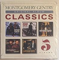Montgomery Gentry - Original Album Classics by Montgomery Gentry (5 CD)