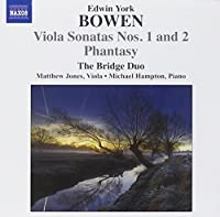Viola Sonatas Nos. 1 & 2 Phantasy for Viola & Pian