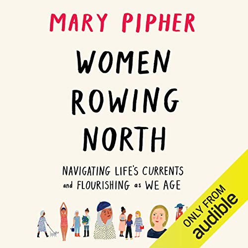 Women Rowing North audiobook cover art