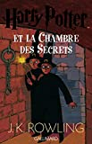 Harry Potter, tome 2 - Harry Potter et la Chambre des secrets - Gallimard Jeunesse - 16/11/2003