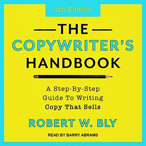Page de couverture de The Copywriter's Handbook