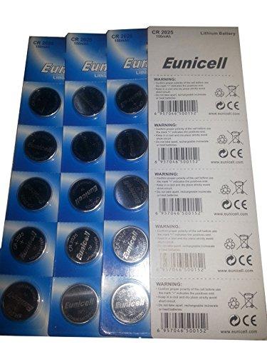 100 x Camelion CR 1225 3V Lithium Batterie Knopfzelle 50mAh 20 x 5er Blister