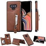 nancencen Coque Compatible avec Samsung Galaxy Note 9, Fonction de Support de Portefeuille en Cuir...