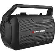 Monster NOMAD Portable Indoor/Outdoor Water Resistant Wireless Speaker