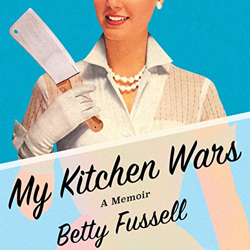 My Kitchen Wars audiobook cover art