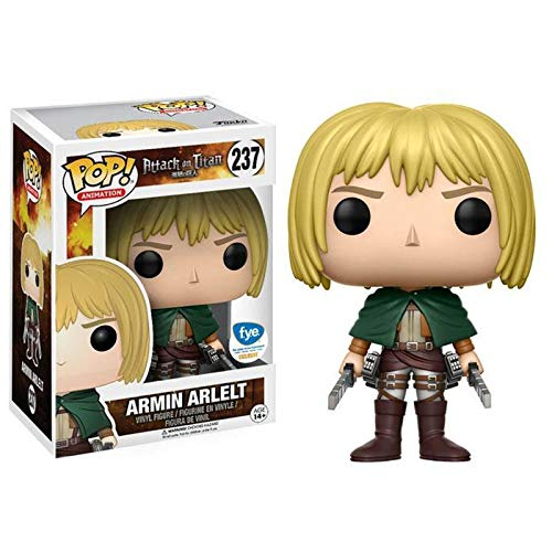Gogowin Attack on Titan #237 Armin Arlelt Chibi Figure