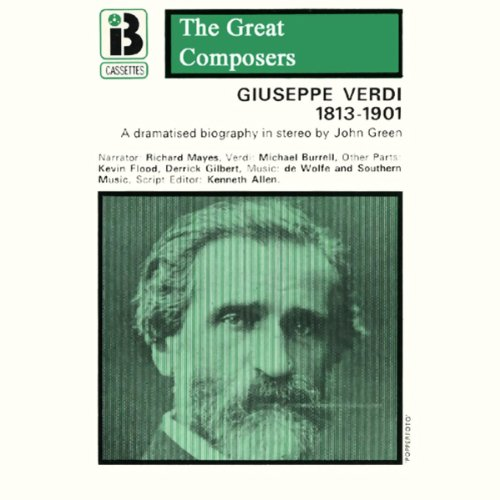 Giuseppe Verdi audiobook cover art