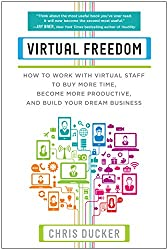 Virtual Freedom books about blogging