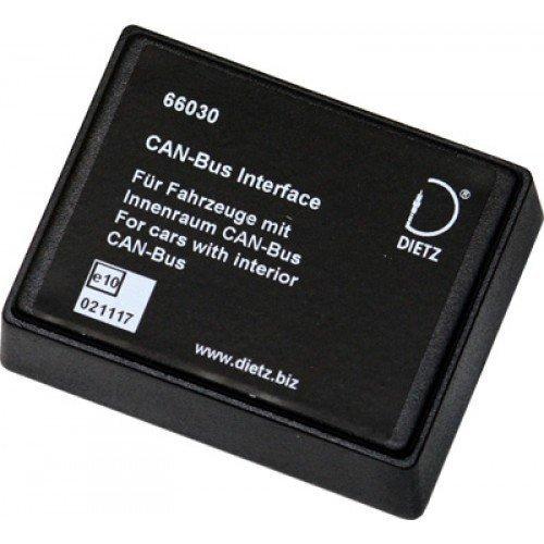 Dietz 66030 CAN Bus Interface 5. Generation