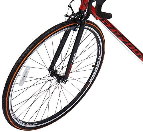 """51DvinIZML。 SL500ロイスユニオンメンズグラベルバイク27.5 """"または700cホイール"""