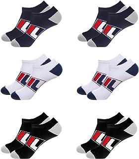 Fila, Lote de 6 pares de calcetines cortos