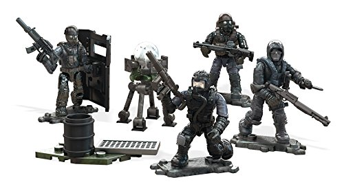 Mega Construx Call Of Duty Urban Strike Squad