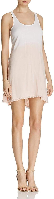 Splendid Womens Dip Dye Crosshatch Dress Dress