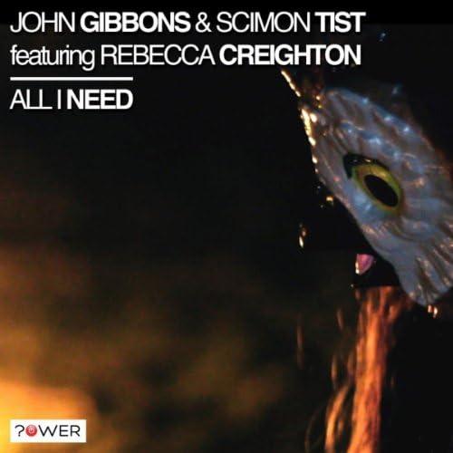 John Gibbons & Scimon Tist ft. Rebecca Creighton