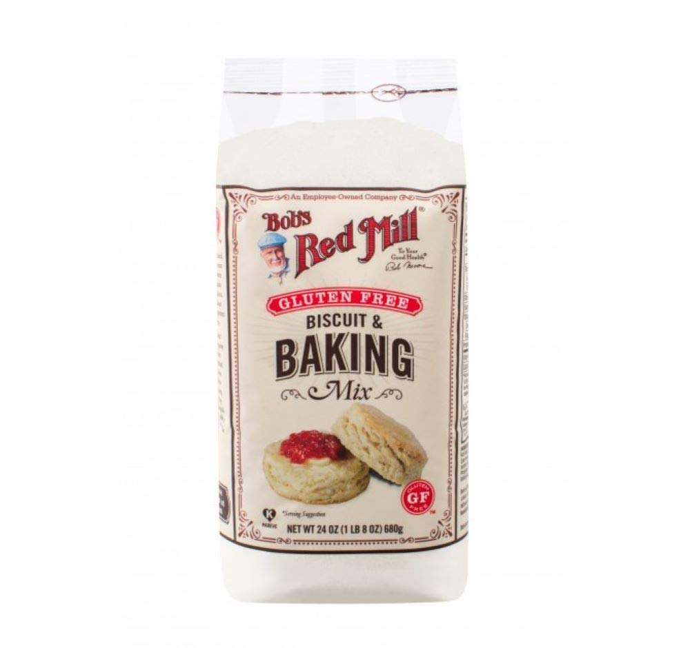 Bob's Red Mill Gluten-Free Biscuit Baking Ounces- Max 53% OFF 24 Mix - 2 p Fashion