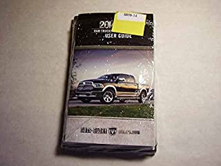 2014 Dodge Ram Trucks 1500/2500/3500 Owners Manual