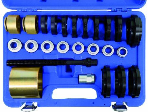 Kunzer 7RWS25 Radlager-Werkzeugsatz, 25-Teilig im Koffer