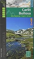 Carli-Bollosa Wanderkarte 1 : 30 000: Alta Cerdanya -Capcir-Arieja