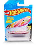 Hot Wheels Back to The Future 35th Anniversary Mattel Hoverboard Replica, Collectible Die-Cast Vehicle, Gift for Collectors