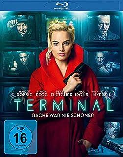 Terminal - Rache war nie schöner [Blu-ray]
