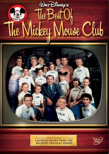 Best of the Original Mickey Mouse Club [DVD] [Region 1] [US Import] [NTSC]