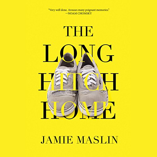 The Long Hitch Home audiobook cover art