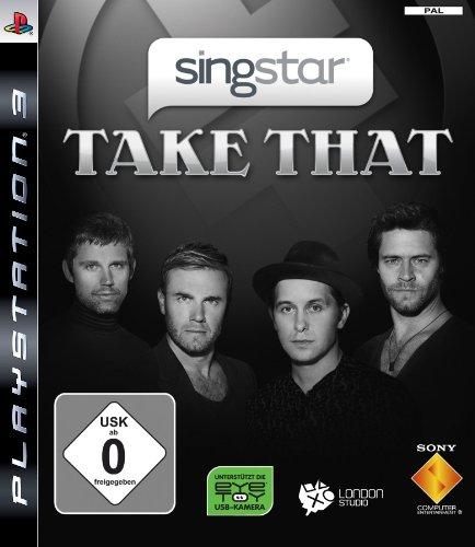 SingStar Take That [Edizione : Germania]