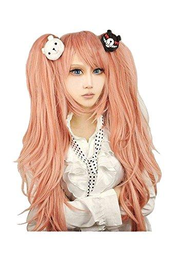 Danganronpa: Trigger Happy Havoc Cosplay Perücke Enoshima Junko Wig
